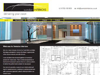 The Swindon Interiors website